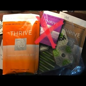 Other - Miscellaneous thrive